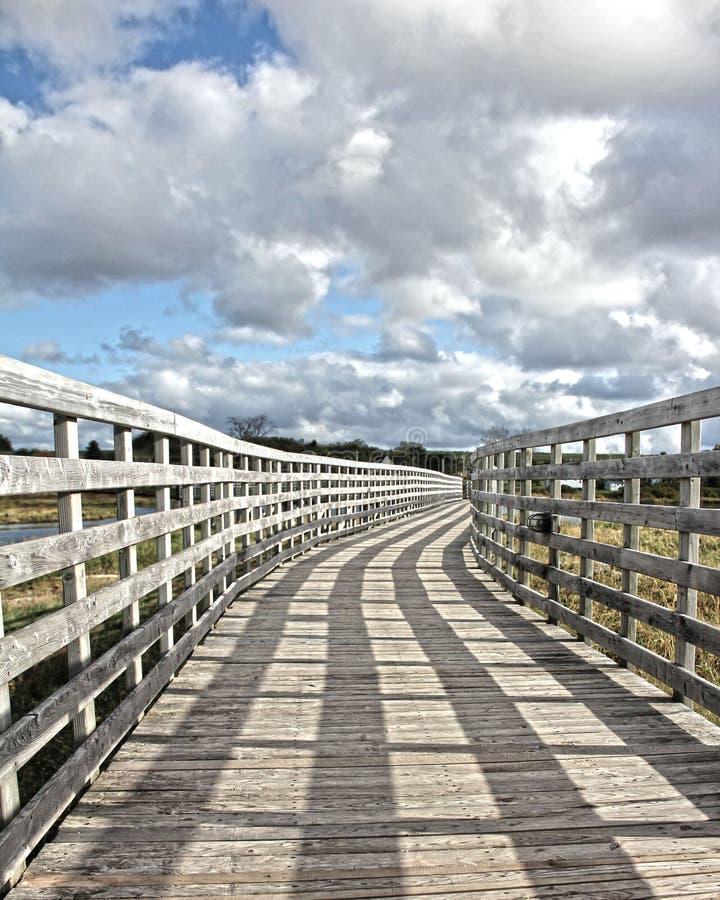 Bridge with Sky