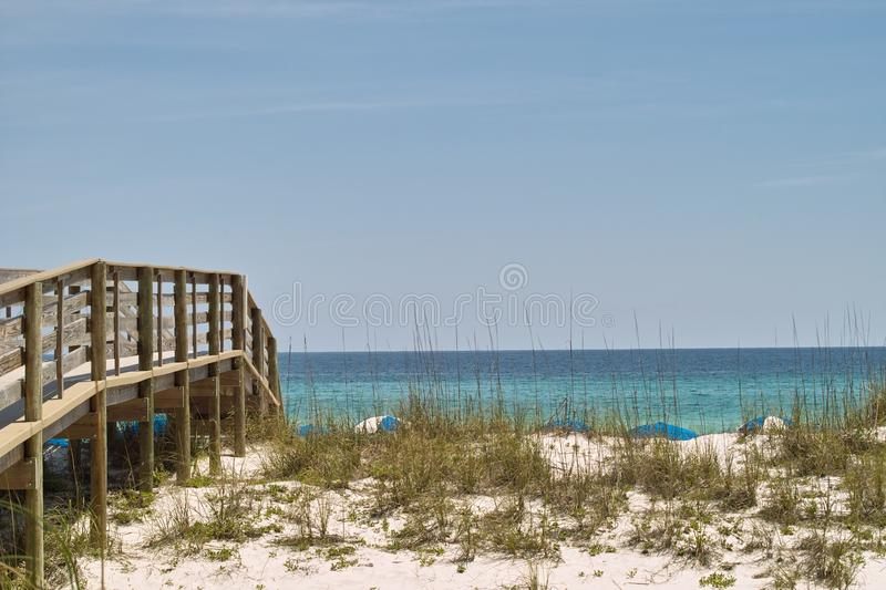 Download Bridge To The Beach Stock Images - Image: 31051314