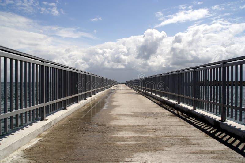 Download Bridge To Infinity Royalty Free Stock Photo - Image: 194965