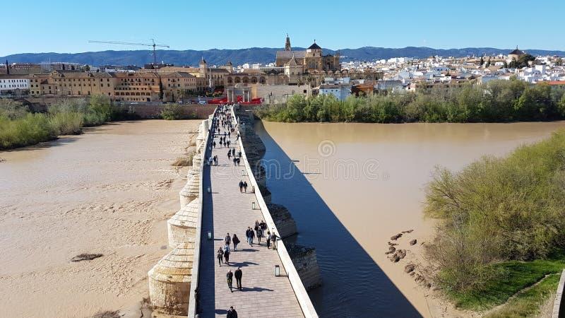 Granada Spain stock photo