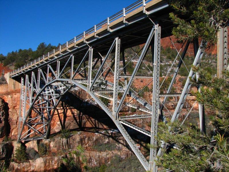 Download Bridge to Sedona stock image. Image of midgley, sandstone - 4222647