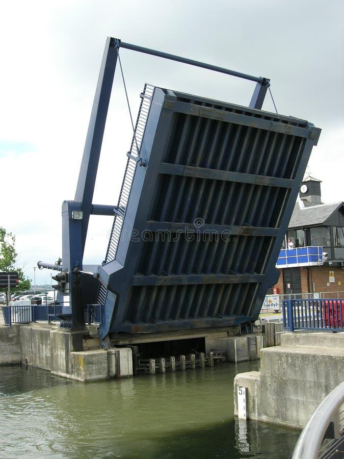 Download Bridge up stock photo. Image of upwards, waiting, tide - 1025012