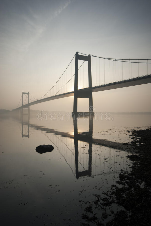 Download Bridge View From Beach Stock Images - Image: 22112984