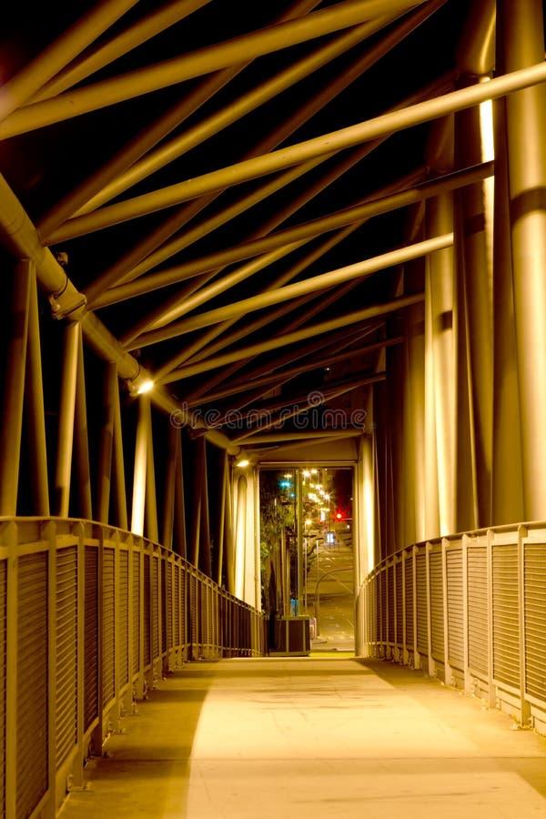Bridge Walkway Stock Photography