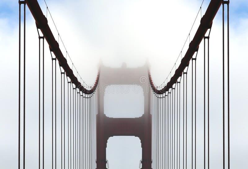 bridge złota brama fotografia stock