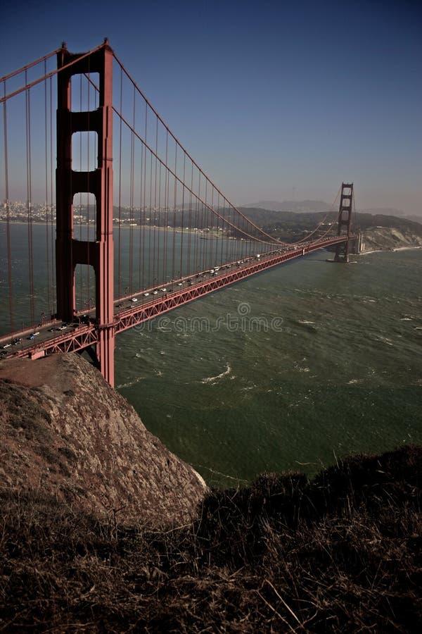 Download Bridge złota brama zdjęcie stock. Obraz złożonej z marina - 6254106