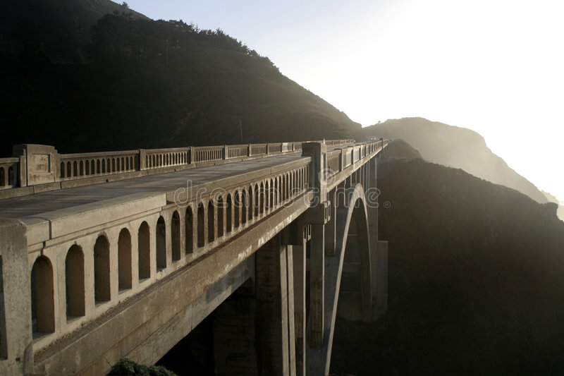 Bridge02 stockbild
