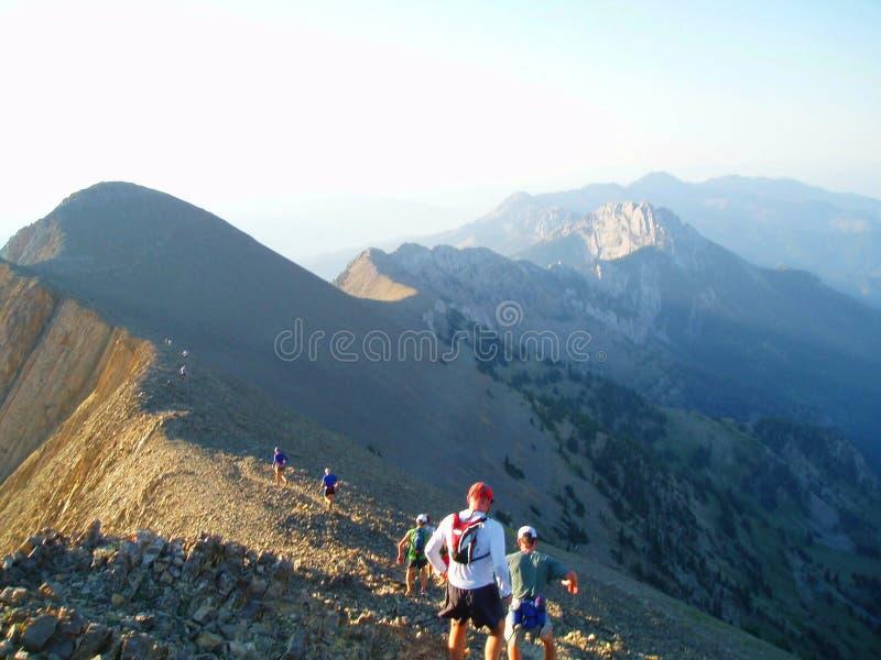 Ridge Runners royalty free stock photos