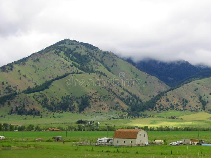 Bridgers and Farm royalty free stock photos
