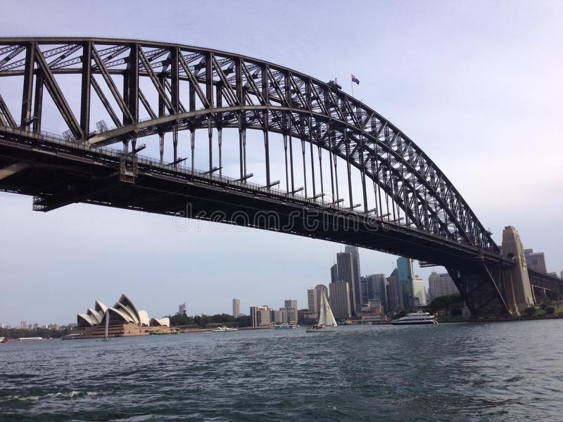 Bridges royalty free stock photography