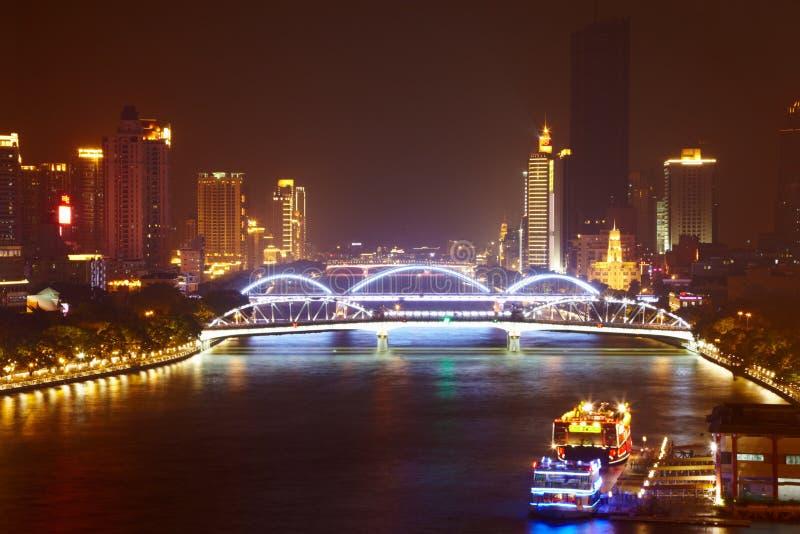 Bridges over Pearl river