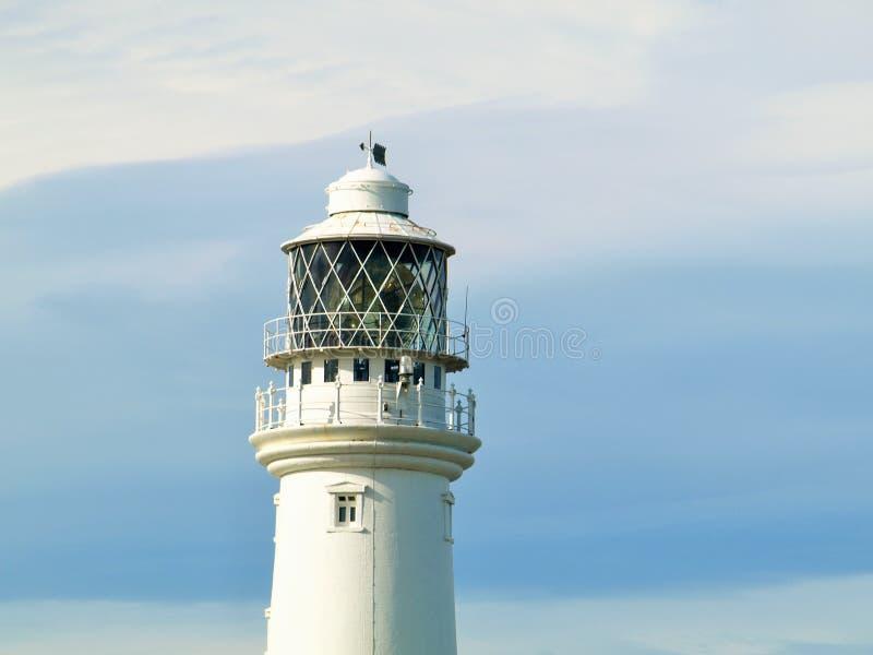 Bridlington к маяку пути головы flamborough прибрежному стоковые фотографии rf