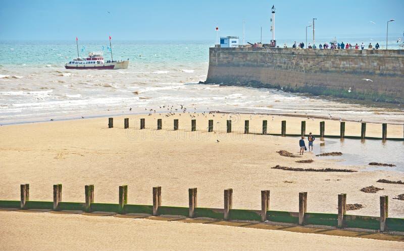 Download Bridlington East Yorkshire editorial stock image. Image of seasgulls - 27129864