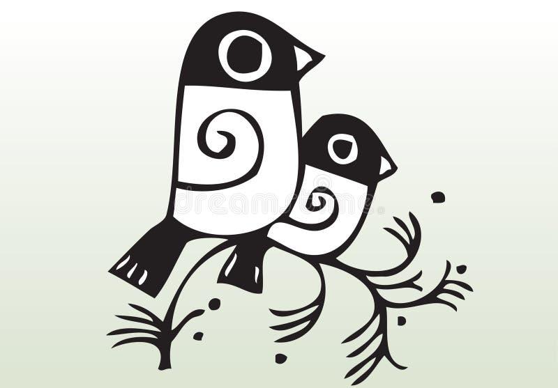 brids rysują ręki ilustrację ilustracja wektor