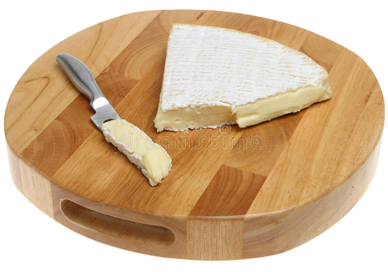 brie τυρί cheeseboard στοκ φωτογραφίες με δικαίωμα ελεύθερης χρήσης