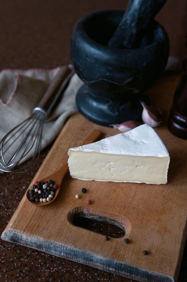Brie royaltyfria foton
