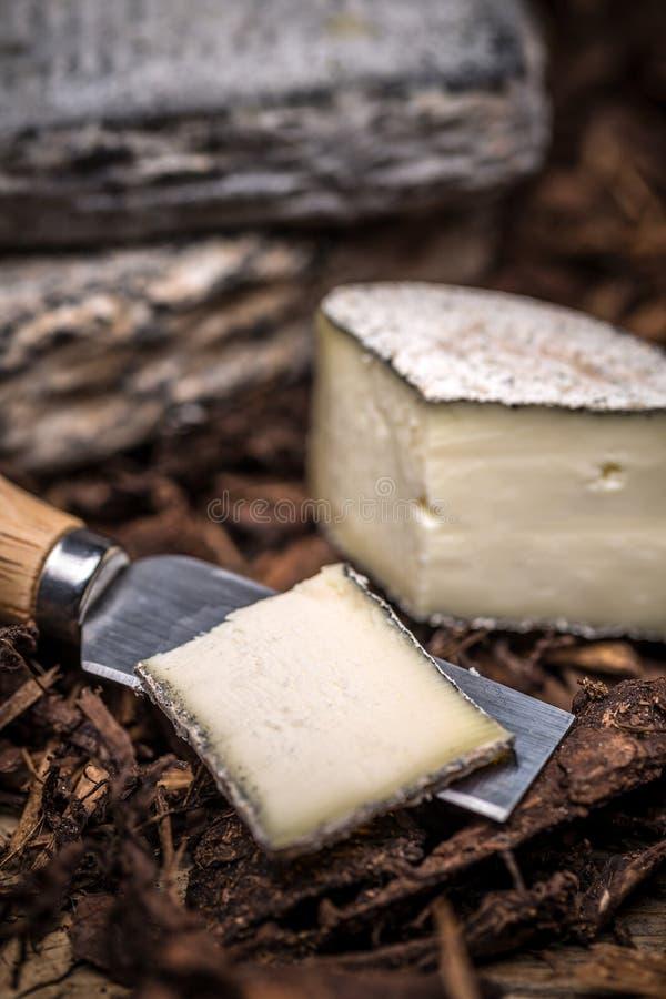 Brie Cream Cheese arkivbilder