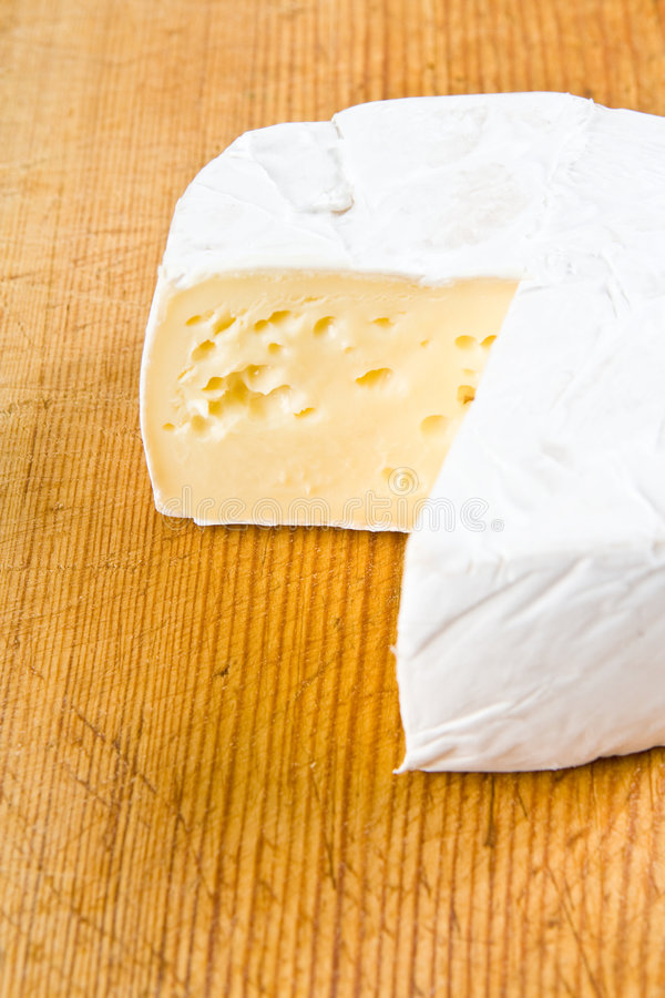 Brie frais images stock