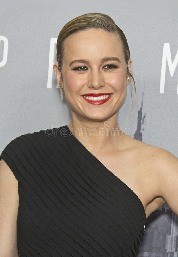 Brie Larson photo stock