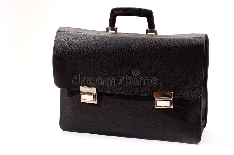 Brief case royalty free stock photo