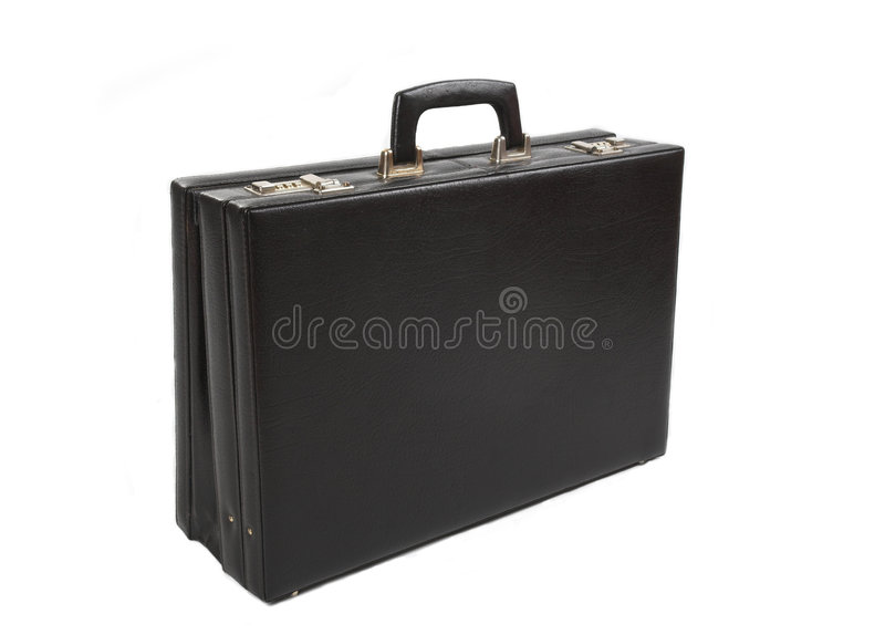 Briefcase stock photography