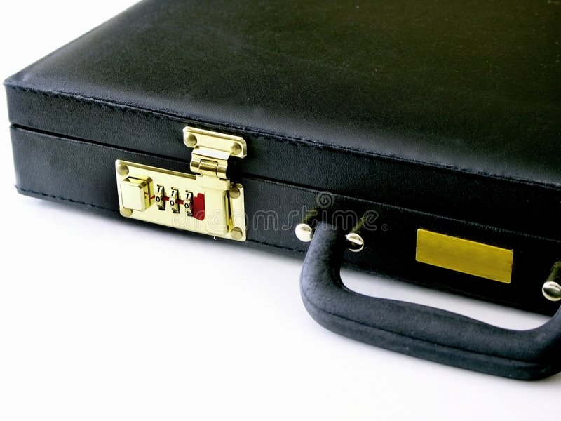Download Briefcase #2 stock image. Image of leather, work, briefcase - 87733