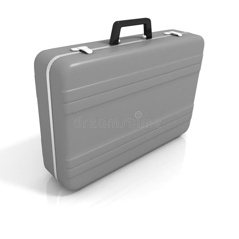 Download Briefcase stock illustration. Image of contract, chief - 20724098