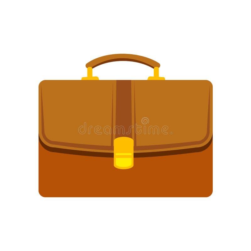 Briefcase stock illustration