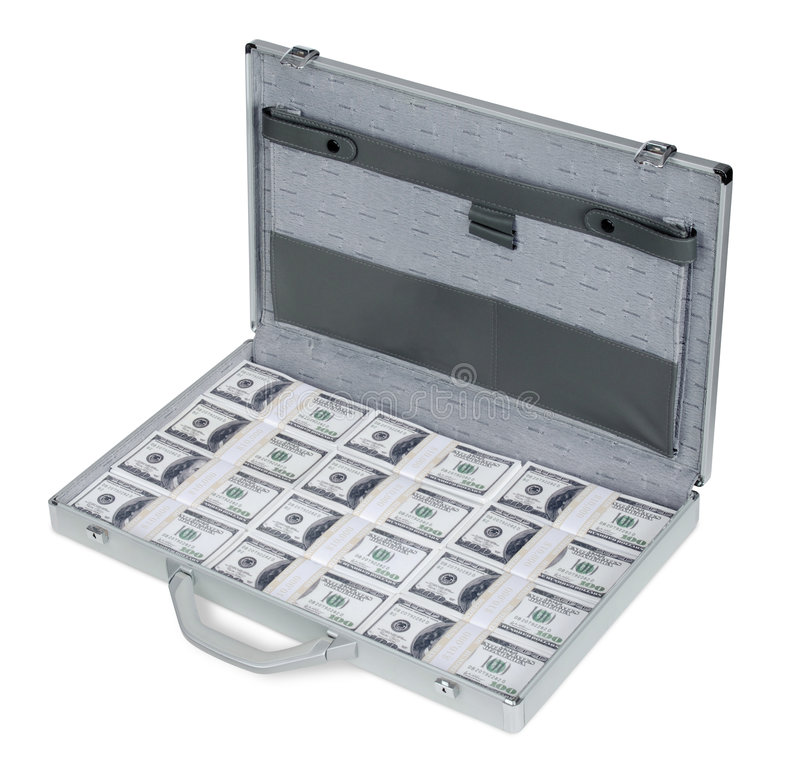 Download Briefcase Full Of Money Royalty Free Stock Photo - Image: 2319485