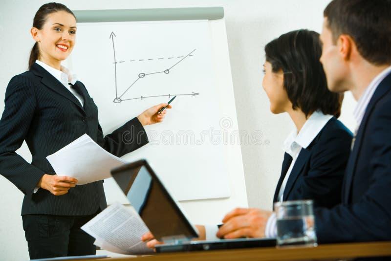 briefing business fotografia royalty free
