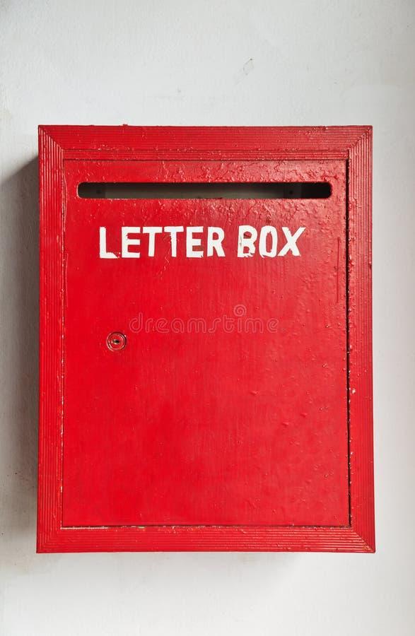 Briefkasten lizenzfreie stockbilder
