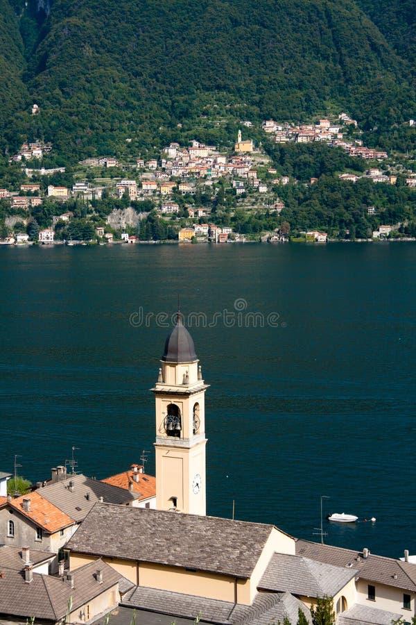Brienno, Italy Royalty Free Stock Photos