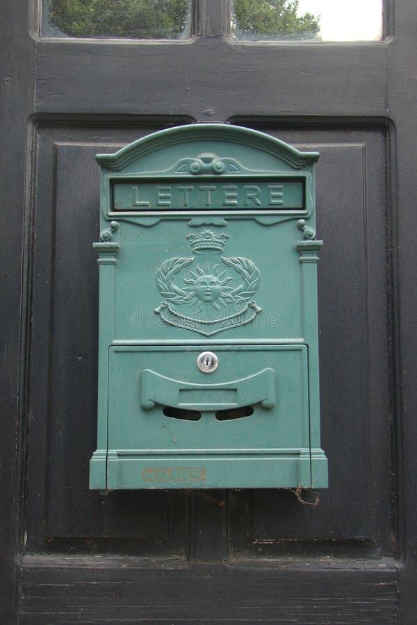 brievenbus royalty-vrije stock foto's