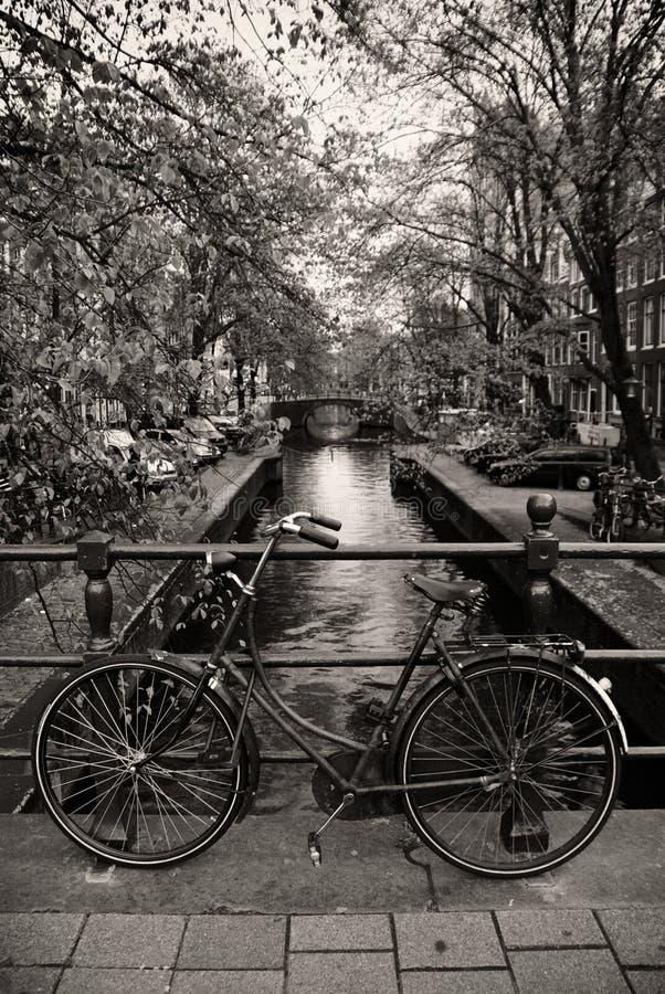 brigde bycicle ολλανδικά στοκ εικόνα