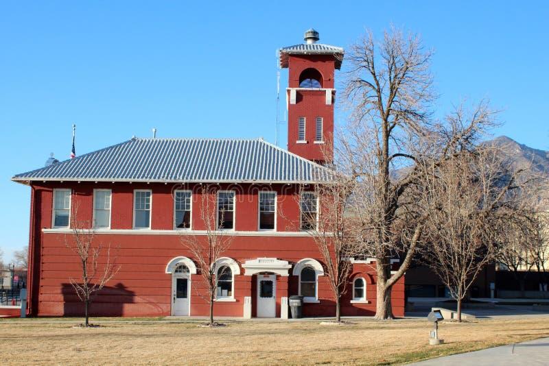 Brigham City, Utah immagini stock libere da diritti