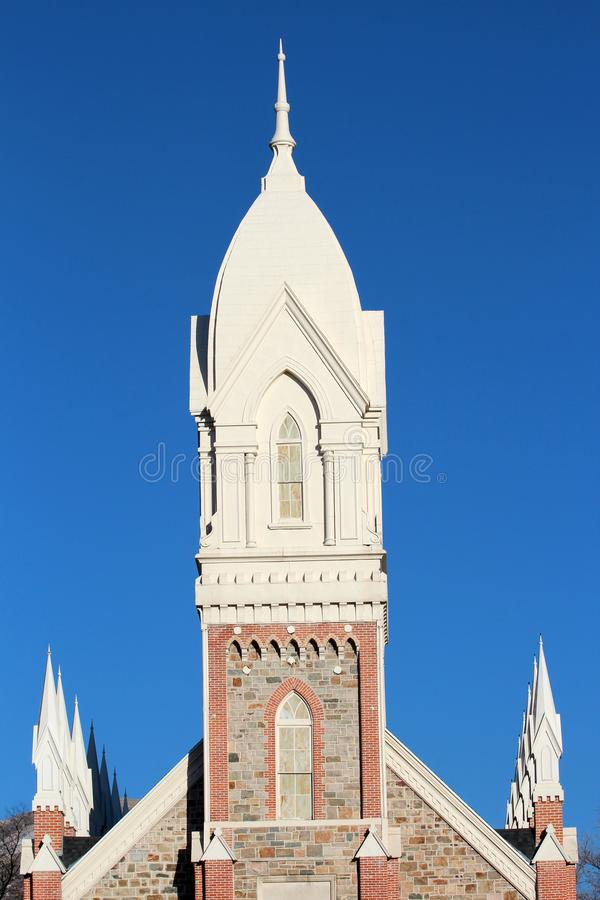Brigham City, Utah lizenzfreies stockbild