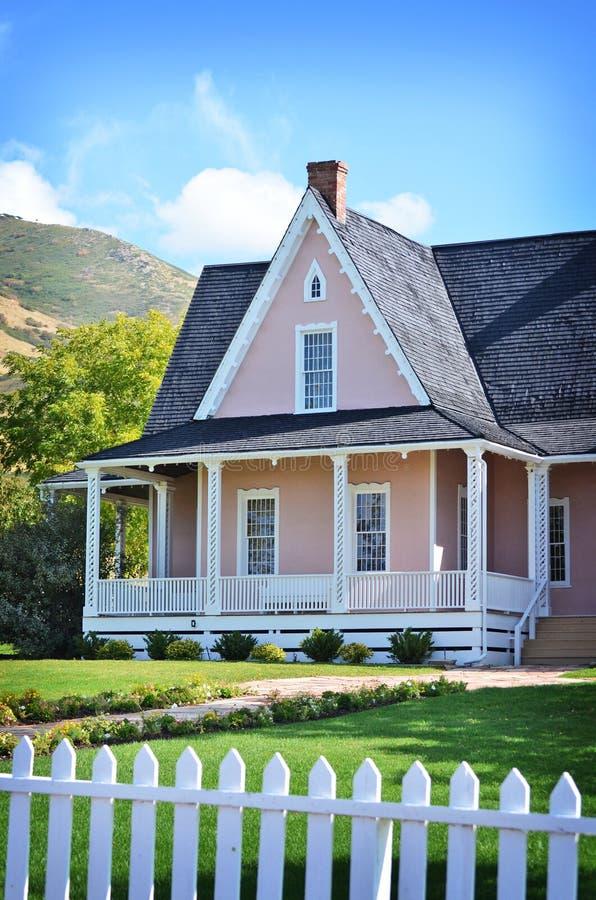 Brigham Young Home stock afbeeldingen
