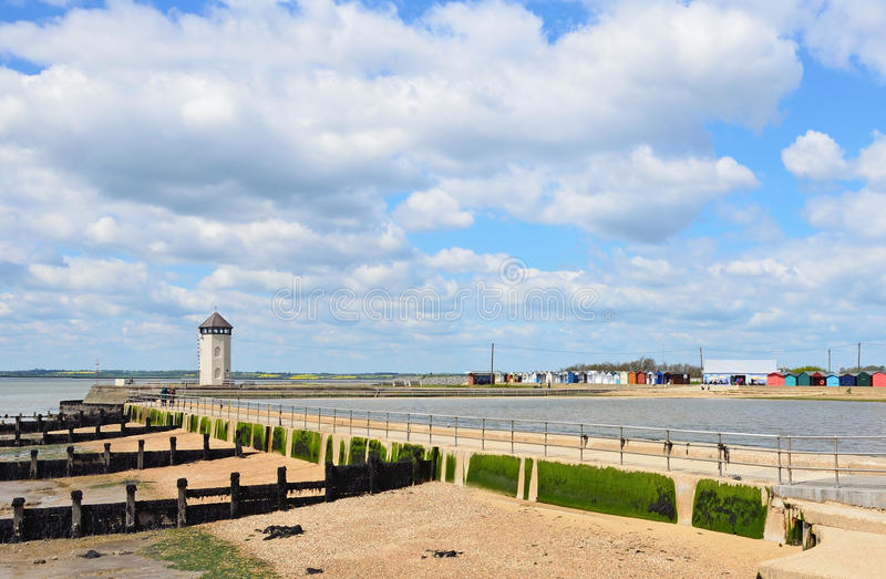 Brighlingsea Essex het UK stock foto