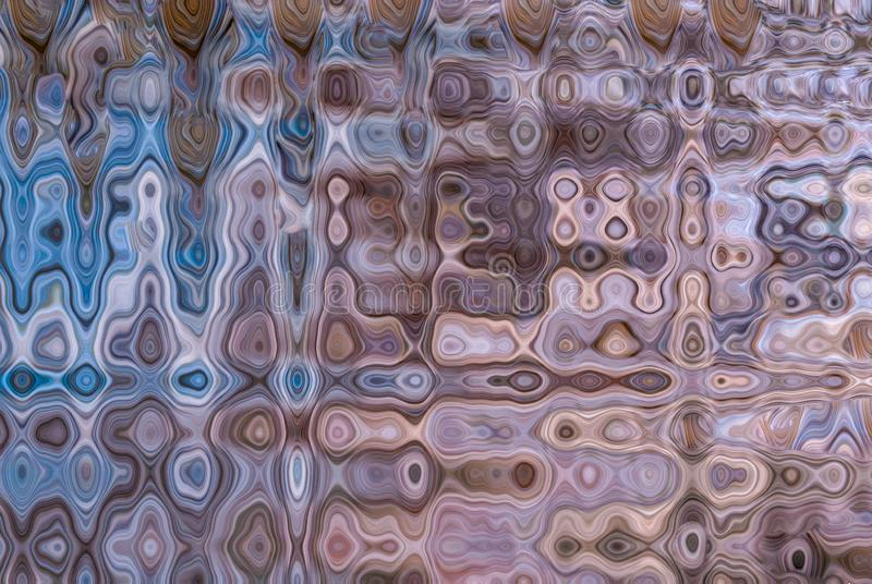 Bright abstract background stylized agate. Multicolored marble design. Marble texture paper for interior decoration, fabric, stock illustration