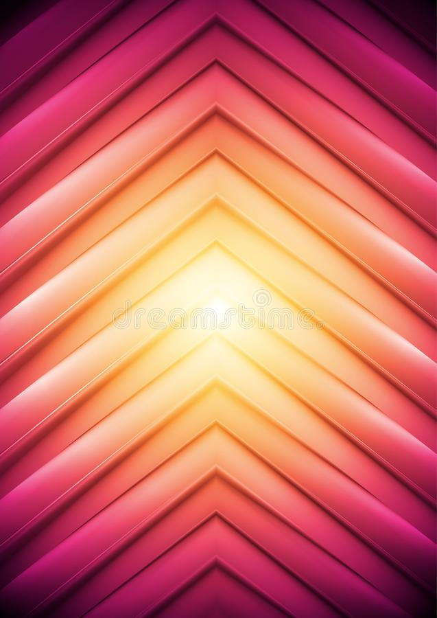 Download Bright abstract design stock vector. Image of presentation - 26826625