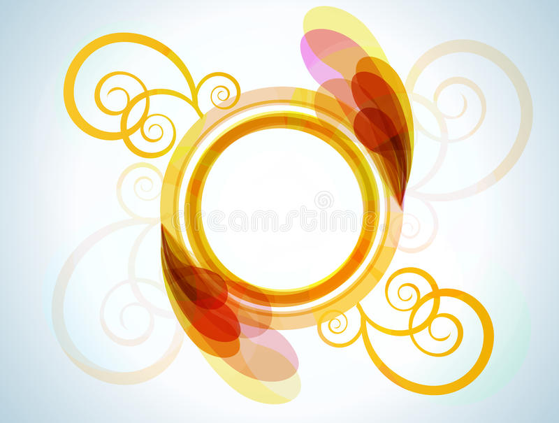 Download Bright Abstract Frame For Your Design Stock Vector - Image: 16817823