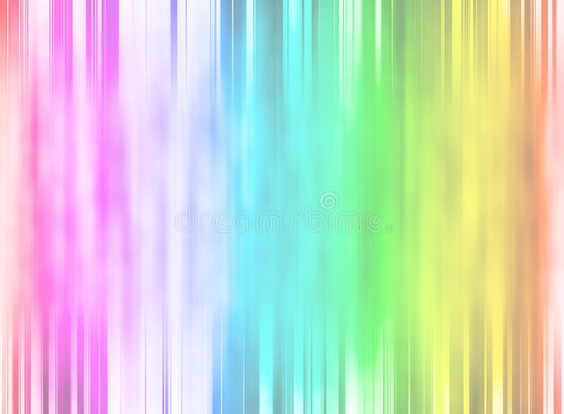 Bright background abstraction. Blur. Bright color abstraction background. Blur stock illustration