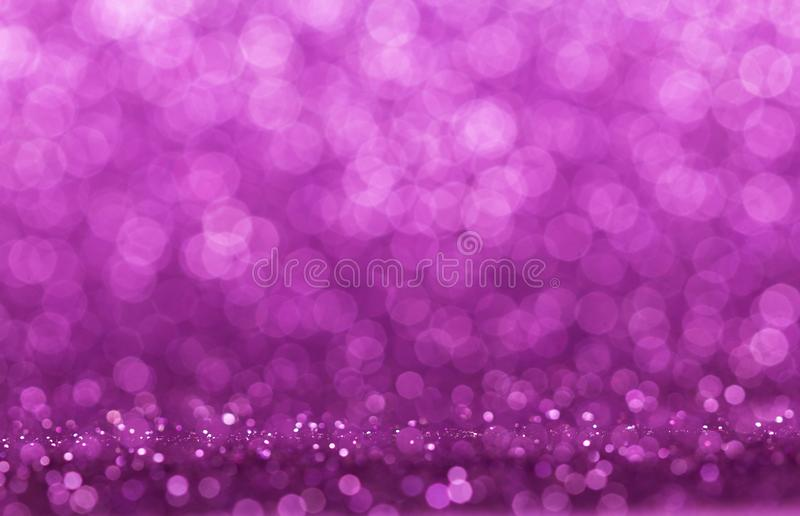 Bright beautiful crimson background with bokeh effect for advertising stock image