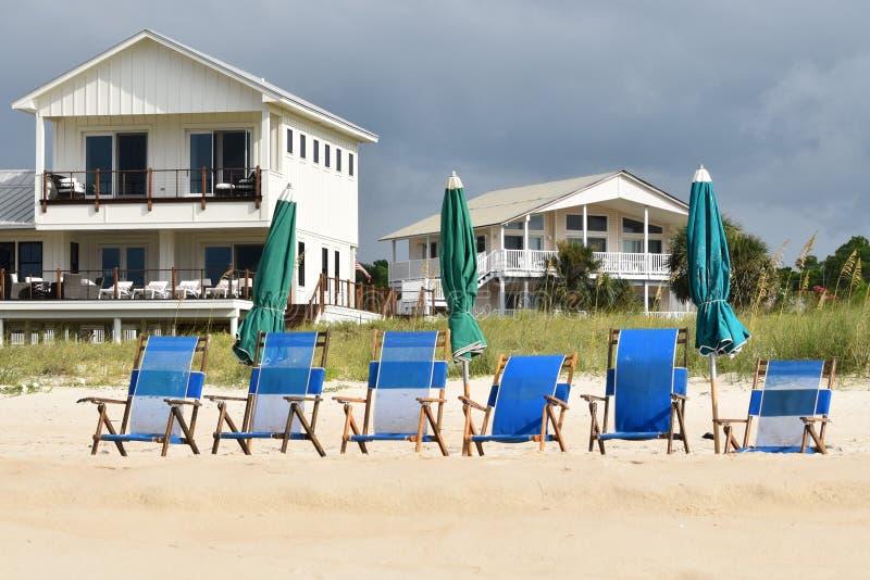 Sunbathing in Florida royalty free stock photo