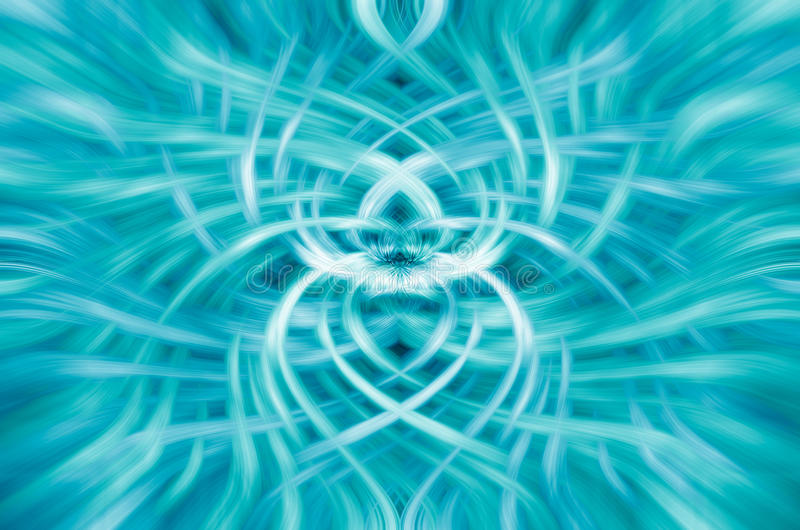 Bright blue elegant technical background stock illustration