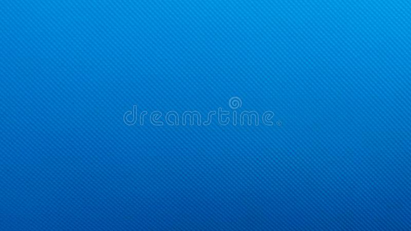 Bright blue rhombus-embossed plastic texture stock photography