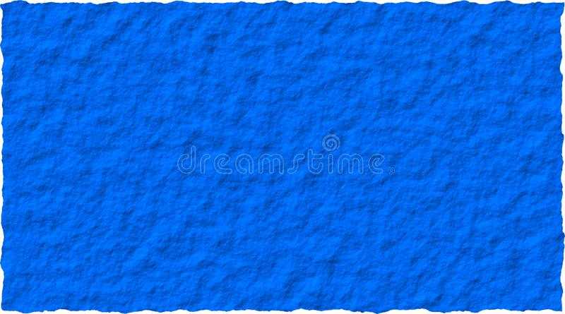Bright blue rough paper background vector graphic vector illustration
