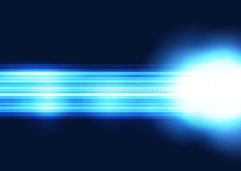Bright blue straight line abstract shine background royalty free illustration