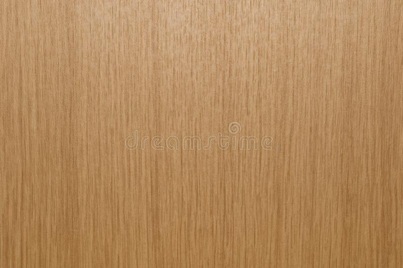 A bright brown surface out of wood with pattern. Photographed in close up and macro and top view royalty free stock photography