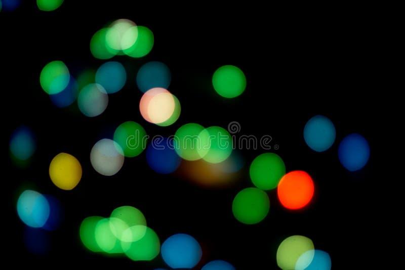 Download Bright Bulbs Colourful Bokeh Stock Photo - Image: 83720629